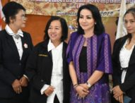 Ny.SellyMantra Lantik Pengurus Baru FPPI Denpasar