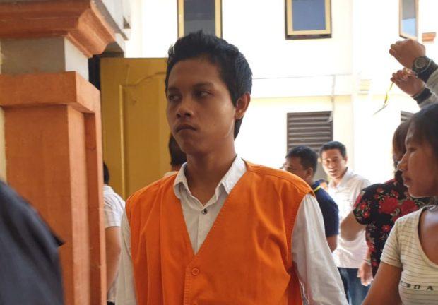 Jadi Kurir 63,58 Gram Narkoba, Pemuda Asal Kerobokan Dituntut 15 Tahun