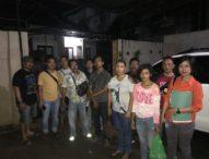 Ditangkap,  Penganiaya PRT Digiring ke Polda Bali