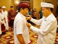 Rai Mantra Kukuhkan Pengurus MMDP Kota Denpasar Periode 2019-2024