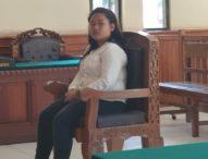 Ditangkap Usai Beli Sabu, Wanita Ini Terancam 12 Tahun Penjara