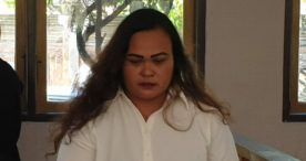 Ditangkap Bawa 4,57 Gram Sabu, Pelayan Warung Makan Dituntut 11 Tahun
