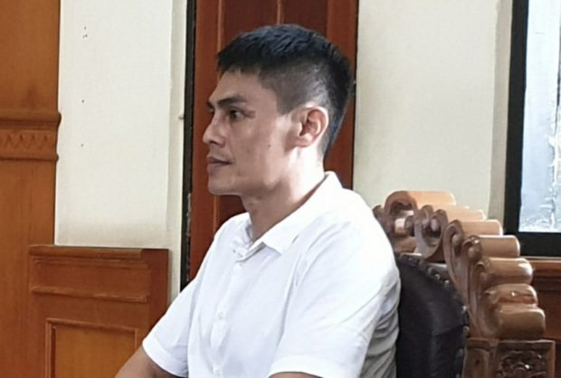 Ditangkap Saat Nyabu, Pria Ini  Terancam 12 Tahun Penjara