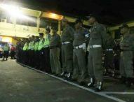 Polresta Denpasar Gelar Patroli Gabungan,  Libatkan TNI dan Satpol PP