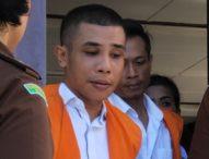 Nyabu,Sarjana Biologi Ini Hanya Dituntut 1,5 Tahun Penjara