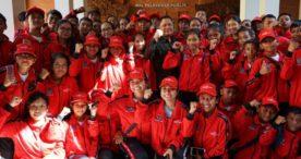 Rai Mantra Lepas 726 Kontingen Porjar Provinsi Bali