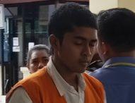 Jadi Kurir Sabu, Roy Dipenjara Enam Tahun