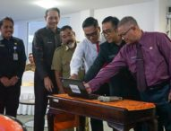 Launching Satgas Aplikasi Taboo, Wujud Nyata Komitmen Pemkot Denpasar Perangi Hoax