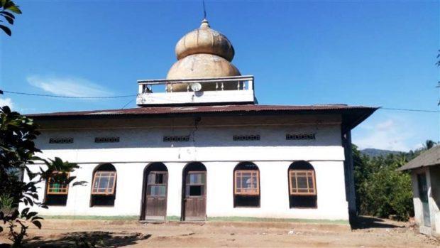 Rencana Pembangunan Masjid Raya Lamabunga – Belum Setahun Panita Terbentuk, Sudah Terkumpul Dana Rp 351 Juta Lebih