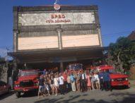Damkar Perancis Kagumi Ketangguhan BPBD Kota Denpasar