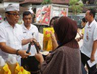 Pemkot Denpasar Gelar Pasar Murah, Pastikan Harga Bahan Kebutuhan Pokok Terjangkau