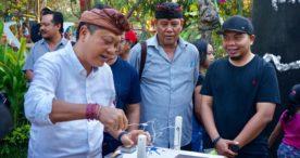 Rai Mantra Apresiasi PameranSeni Intalasi STD Bali