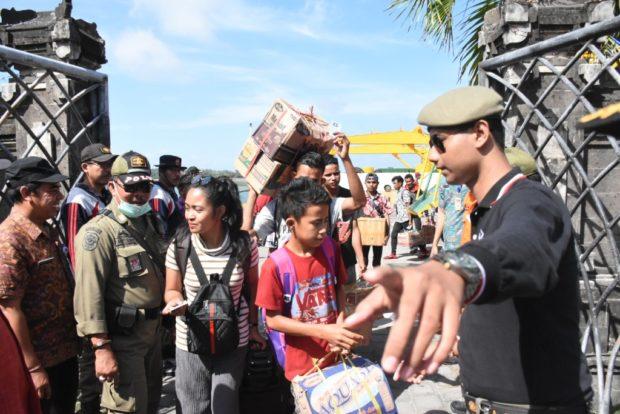 Tim Gabungan Kembali Sidak di Pelabuhan Benoa, 4 Penumpang Diamankan