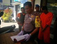 Kabur dari Bali, Polisi Tangkap Pencuri Motor di Lombok