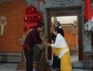 Pemkot Denpasar Dukung Pengembangan dan Pelestarian Bahasa Sanskerta