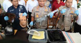 Kapolresta Denpasar Sebut, Hasil Labfor, Senjata yang Ditemukan Milik Anggota Brimob