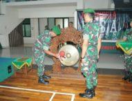 Kodam IX/Udayana Gelar Pertandingan Olahraga Kabaddi, Panahan dan Karate