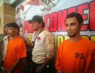 Dua Tahanan Kabur dari Polsek Kutsel Diringkus di Jakarta