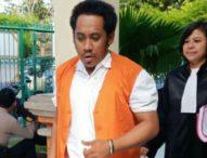 Kurir Narkoba Asal Jakarta Divonis 11 Tahun Penjara
