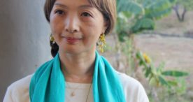 Micari Fukui, Aktris Jepang Jatuh Cinta Dengan Larantuka