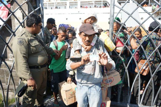 Tim Gabungan Gelar SidakDuktang di PelabuhanBenoa