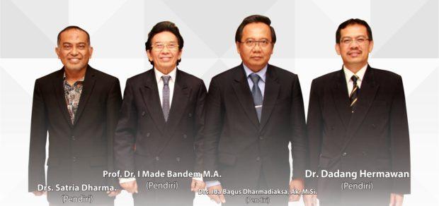 STMIK STIKOM Bertransformasi Menjadi Institut Teknologi dan Bisnis STIKOM Bali