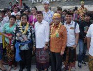 Menteri LHK RI Resmikan Aplikasi SIDARLING- Apresiasi Pemkot Denpasar Revitaliasi Tukad Badung