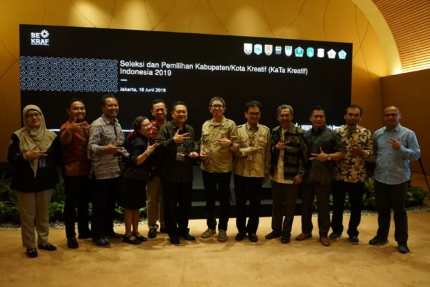 Unggul di Sektor Fesyen, BEKRAF RI Tetapkan Denpasar Kota Kreatif Indonesia
