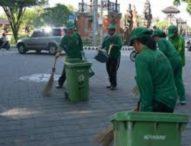 Pasca Galungan, Sampah di Denpasar Maningkat 40 Persen