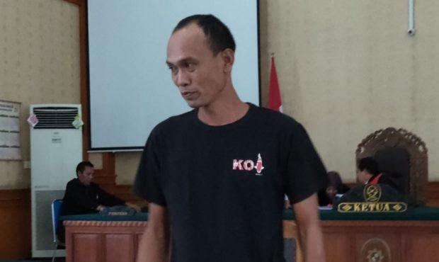 Pelihara Satwa Dilindungi Tanpa Izin, Adika Dipenjara 7 Bulan