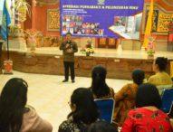 Rai Iswara Apresiasi Peluncuran Buku Nuansa Bahasa Citra Sastra Universitas Udayana