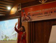 HUT Koperasi Nasional ke-72, Pemkot Hadirkan Merry Riana Gelar Talkshow Motivasi