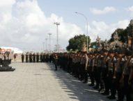Usai BKO di Jakarta, Ratusan Personel Brimob dan Sabhara Kembali ke Polda Bali