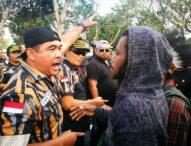 Unjuk Rasa Mahasiswa Papua Dibubarkan Paksa
