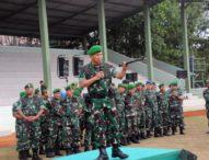 Tingkatkan Kemampuan Personel, Pangdam IX/Udayana Buka Latihan Pam VVIP