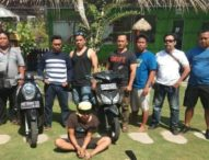 Pelaku Curanmor Diringkus Polisi Rumah Warga di Buleleng