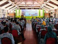 1.034 Calon Jemaah Haji Bali Diberangkatkan ke Tanah Suci