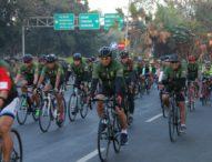 Gelar Gowes Road Bike-Pangdam : Kontribusi Positif Bagi Pariwisata Bali