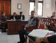 Sidang Mantan Ketua Kadin Bali, Saksi Korban Sebut, Rekomendasi DPRD dan Bappeda hanya Rekayasa