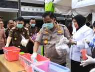 Kejari Denpasar Musnahkan Barang Bukti Narkoba Senilai Rp4,2 Miliar