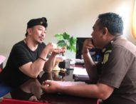 Dilimpahkan, Mantan Sekjen Laskar Bali Dijebloskan ke LP Kerobokan