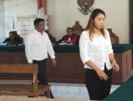 Jadi Perantara Jual Beli Narkoba, Sepasang Kekasih Terancam 12 Tahun Penjara