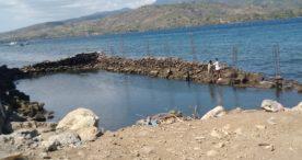 Di Mana Papan Nama Proyek Talud Pantai Ekasapta?