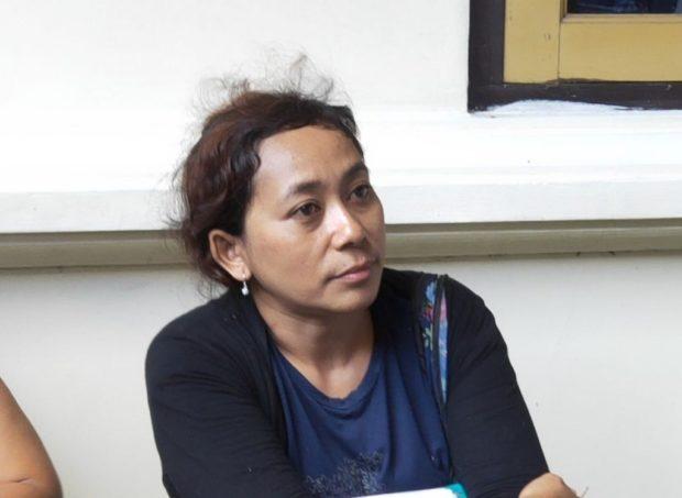 Maling Dompet, Pengunjung Pengadilan Ini Diamankan