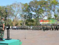 Pangdam IX/Udayana Tutup Latihan Pengamanan VVIP