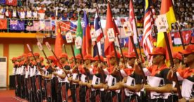 HUT ke-74 Bhayangkara, Kapolda Bali Gelar Pertandingan Tenis Meja