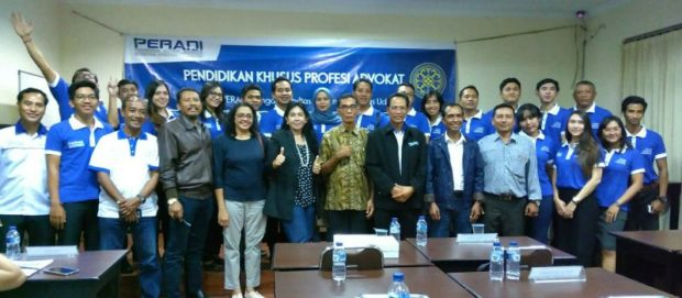 Profesi Advokat akan Menjadi Prodi S-2 Fakultas Hukum – PKPA Peradi Suara Advokat Indonesia Ditutup