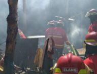 Sehari, Dua Tempat di Wilayah Denpasar Terbakar