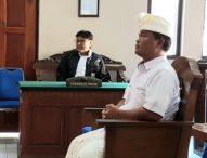 Divonis 2 Tahun Penjara,Mantan Ketua Kadin Bali Pikir-pikir