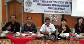 Pemkot Denpasar Sosialisasi Sistem Pencatatan Dan Pelaporan KDRT